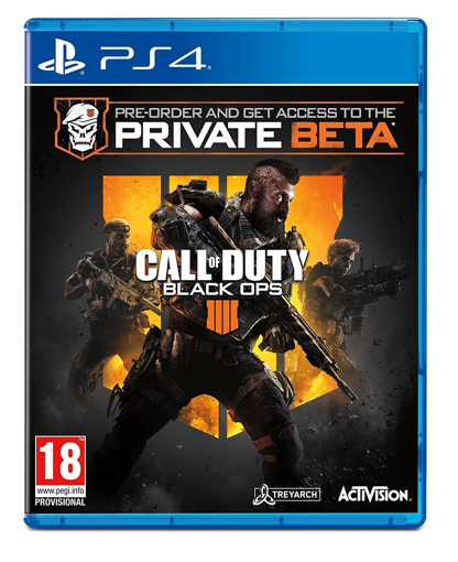 Picture of Call of Duty Black Ops 4 - PS4