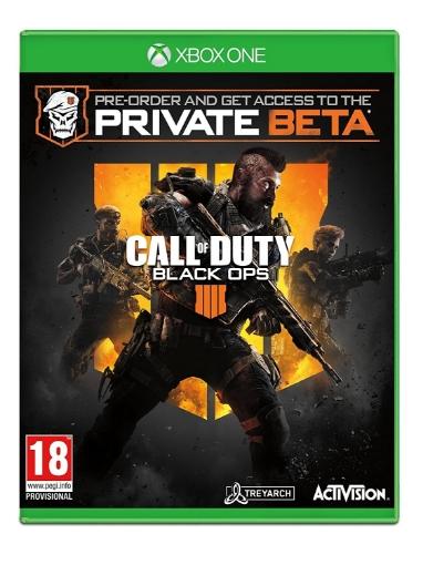 תמונה של Call Of Duty Black Ops 4 Xbox One