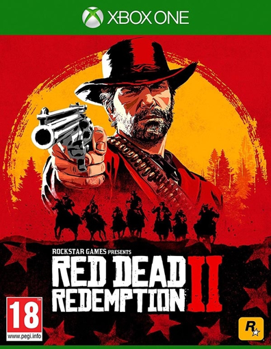 Picture of Xbox One Red Dead Redemption 2
