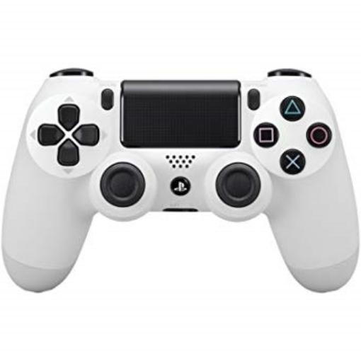 תמונה של בקר אלחוטי מקורי Dualshock 4 לקונסולות PS4 - לבן