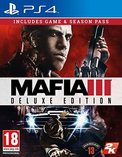 תמונה של Mafia III Deluxe Edition- PS4