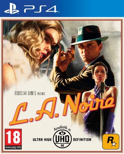 Picture of PS4 L.A. Noire
