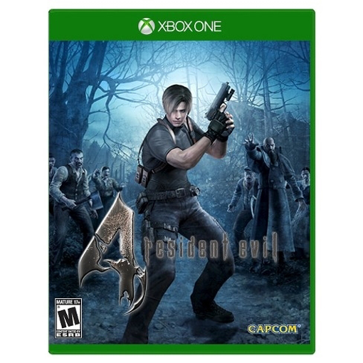 Picture of Xbox One resident evil 4
