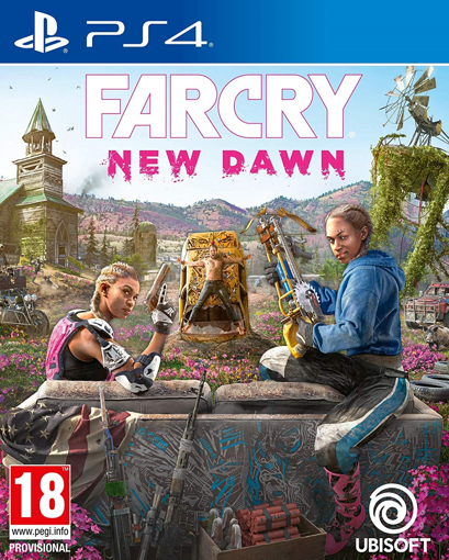תמונה של FarCry New Dawn PS4