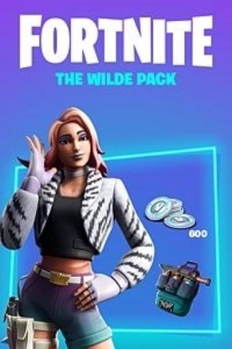 תמונה של Fortnite  Battle Royale - The Wilde Pack