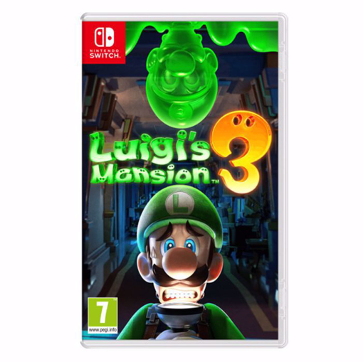 Picture of Luigi's Mansion 3 Nintendo Switch