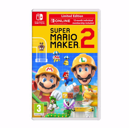 Picture of Mario Maker 2 Limited Edition Nintendo Switch