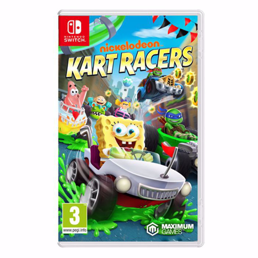 תמונה של Nickelodeon Kart Racers Nintendo Switch