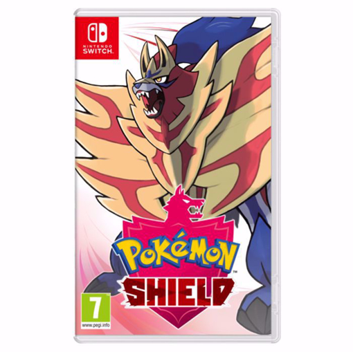 Picture of Pokemon Shield Nintendo Switch פוקימון מגן