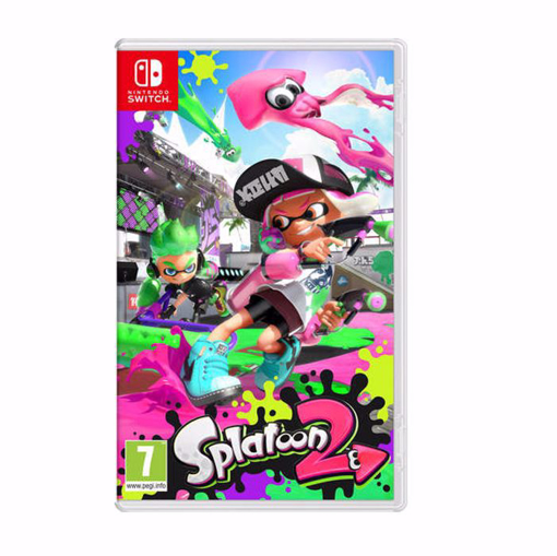 תמונה של Splatoon 2 Nintendo Switch