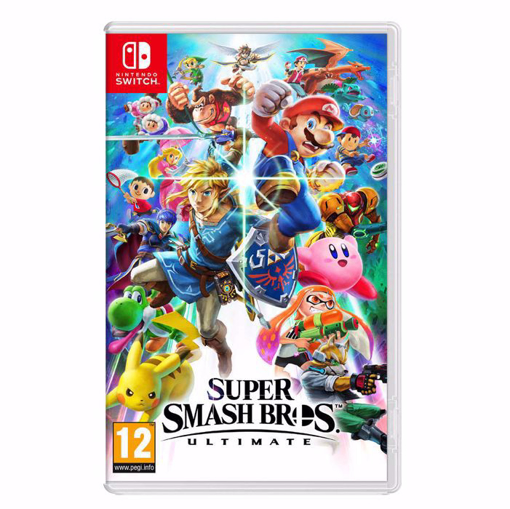 Picture of Super Smash Bros Ultimate Nintendo Switch