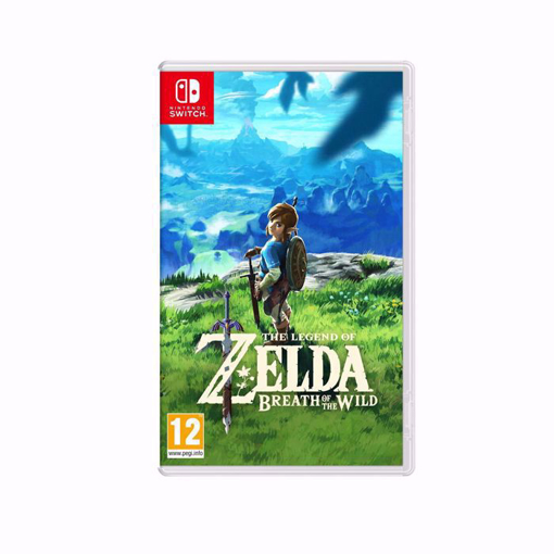 Picture of The Legend of Zelda: Breath of the Wild NS