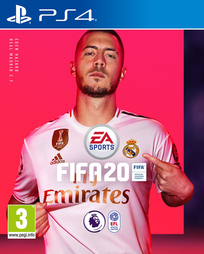 Picture of ps4 fifa 20