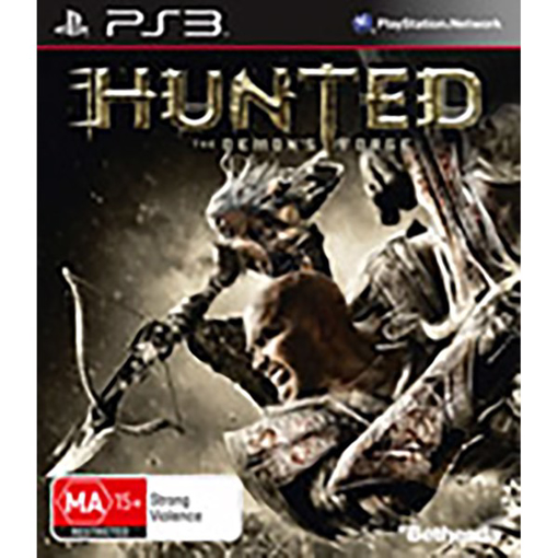 Picture of ps3 hunted the demons force