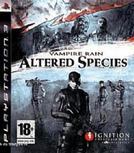 תמונה של PS3 Vampire Rain Altered Species