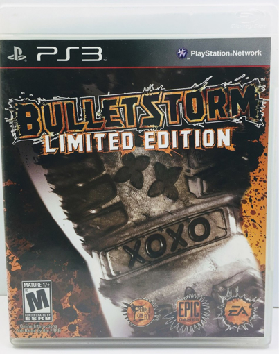תמונה של PS3 Bulletstorm Limited Edition
