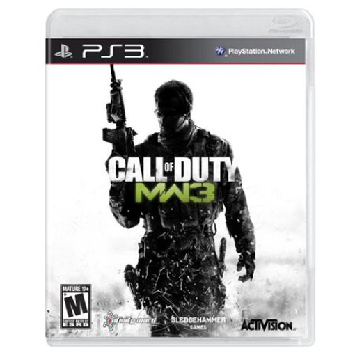 Picture of ps3 Call of Duty Modern Warfare 3