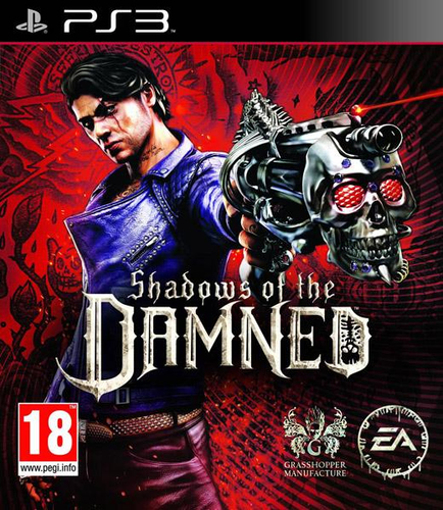 Picture of Shadow Of The Damned ps3