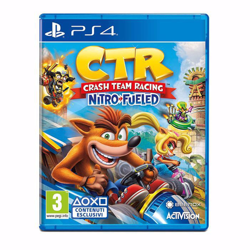 Picture of CTR Crash Team Racing: Nitro Fueled Ps4