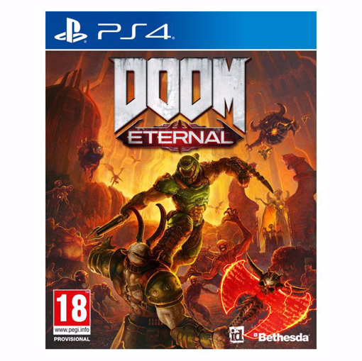 תמונה של Doom Eternal Ps4