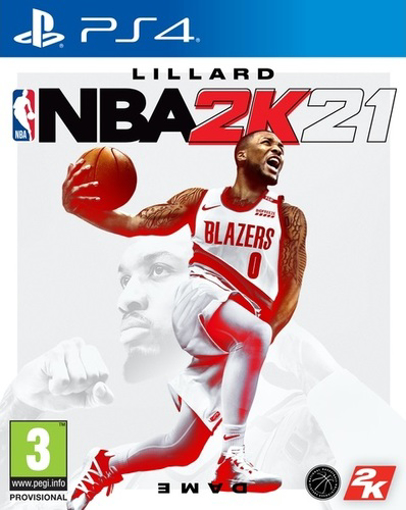 Picture of NBA 2K21 - PS4