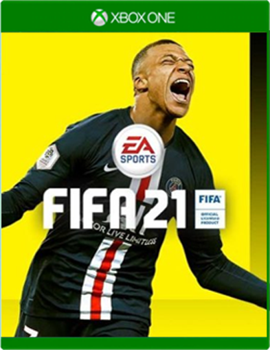 Picture of Fifa 21  Xbox Series X פיפא 21 אקסבוקס סדרה איקס