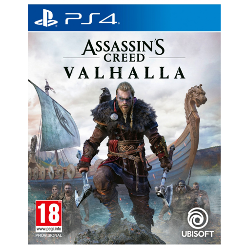 Picture of Assassin's Creed: Valhalla PS4