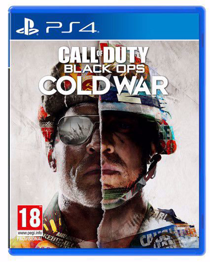 Picture of Call Of Duty: Black Ops Cold War PS4  הזמנה מוקדמת