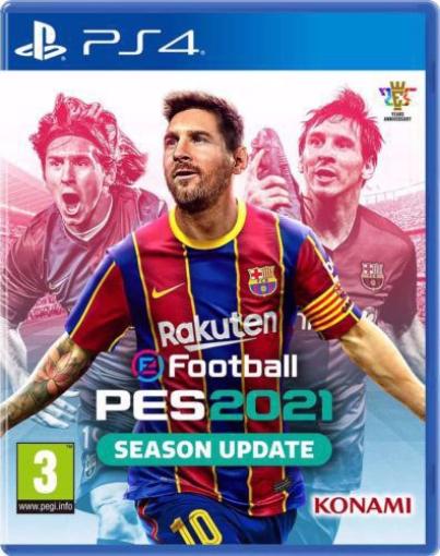 תמונה של Pes 2021 Season Update PS4 פרו אבולושיין 2021 לסוני פלייסטיישן 4