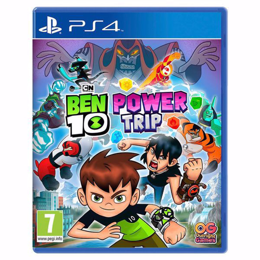 תמונה של Ben10: Power Trip PS4 בן 10 לסוני 4
