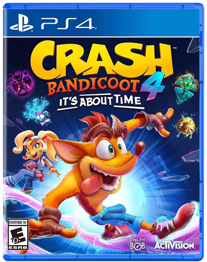 Picture of Crash Bandicoot 4: It's About Time PS4 קראש בנדיקוט לסוני 4