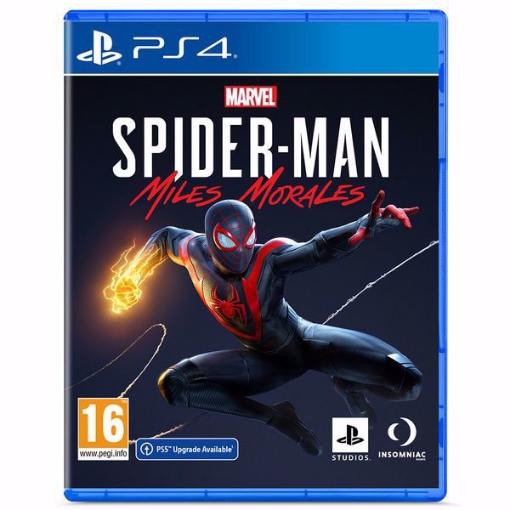 תמונה של Marve's Spider-man: Miles Morales PS4 ספיידרמן 2 מיילס מוראלס סוני 4