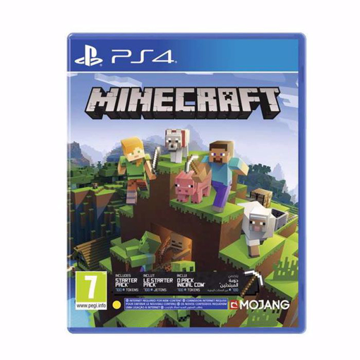 Picture of Minecraft Bedrock Edition ps4