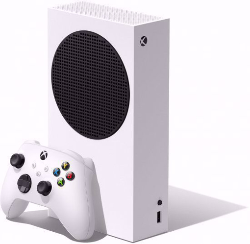 Picture of Xbox Series S אקסבוקס סדרה אס כולל שלט נוסף