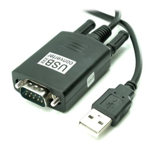 תמונה של כבל מתאם USB to COM