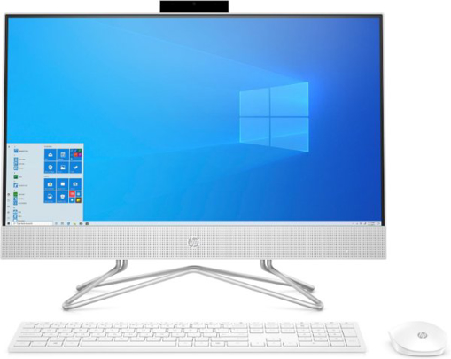 Picture of מחשב נייח HP AIO 24 i5-10400T 8GB 512NVME WIN10 HOME MX350 White