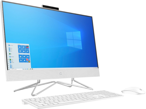 Picture of נייח HP AIO 24 Ryzen 5 3500U 8GB 512NVME WIN10 FHD Touch White