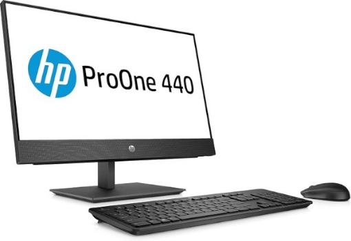 תמונה של נייח HP ProOne 440 G5 AIO i5-9500T 8GB 256SSD WIN10 Pro Black