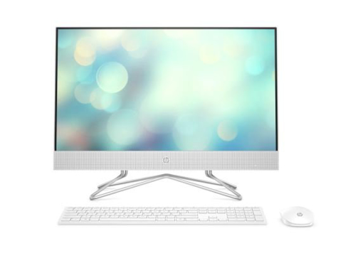 Picture of נייח HP AIO 23.8 8GB 256NVME i5-1035G1 DOS WHITE 1Y