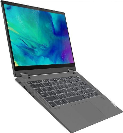 Picture of נייד LENOVO IP FLEX 5 14FHD i5-1135G7 8GB 256NVME WIN10 TOUCH