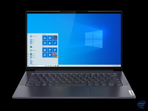 תמונה של נייד Lenovo Yoga Slim7 i5-1135G7 8GB 256NVME 14 FHD WIN10 3YOS