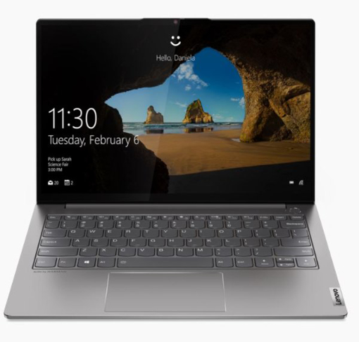 תמונה של נייד LENOVO ThinkBook 13s i5-1135G7 16GB 512NVME 13.3 FHD