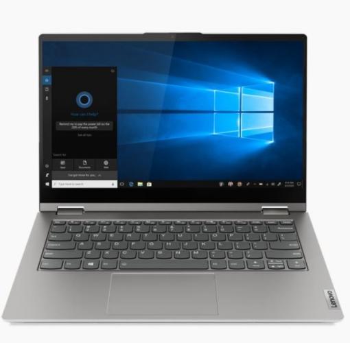 תמונה של נייד LENOVO 14S i5-1135G7 16GB 512NVME WIN10Pro 14 FHD Touch 3YW