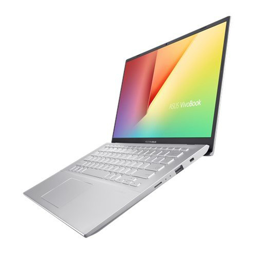 תמונה של נייד Asus VivoBook 14 i5-10210U 8GB 256 NVME FHD DOS 1.5KG Silver