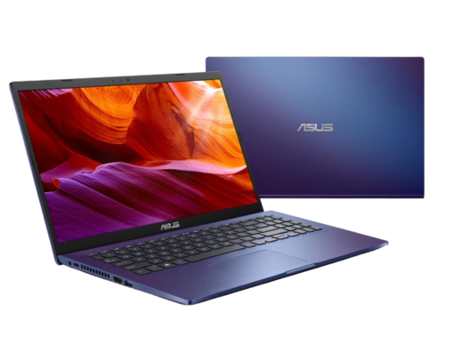 Picture of נייד Asus X509JA i5-1035G 4+4GB 512NVME 15.6 DOS BLUE FHD
