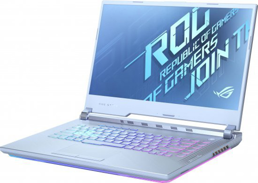 Picture of נייד Asus ROG Strix i7-10750H 32GB 1TB NVME GTX 1660Ti 6GB FHD WI