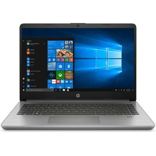 תמונה של נייד HP 340S I71065 8GB 512GB FHD 3YW SILVER