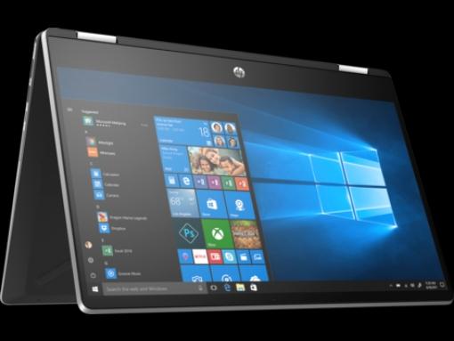 תמונה של נייד HP X360 14-DW0001NJ