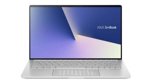 תמונה של נייד ASUS ZENBOOK13 i5-8265U 8GB 512NVME 13.3 FHD WIN10H MX150