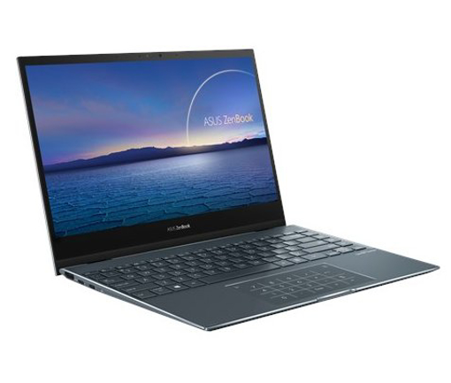 Picture of נייד i7-1165G7 16GB 1TB SSSD WIN10H TOUCH  ASUS ZENBOOK FLIP 13.3